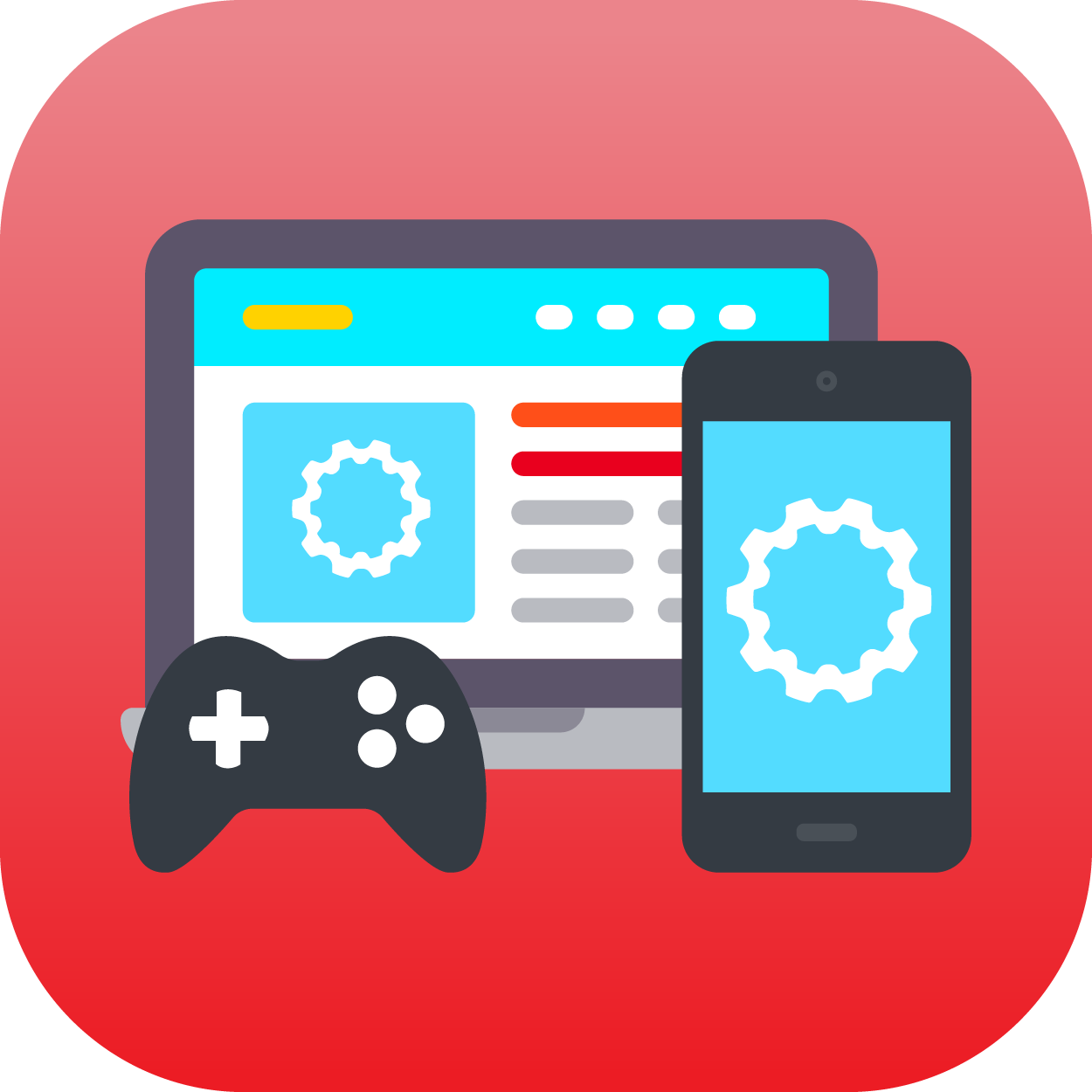 Web, Mobile, and Game Development